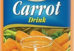 Carrot Juice (24 in case)